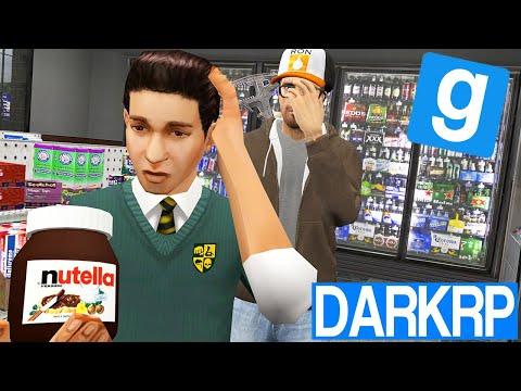 LE PIRE STAGIAIRE DE SUPERETTE ! - Garry's Mod DarkRP