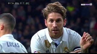 Sergio Ramos Winning goal vs Real Betis 1080p HD
