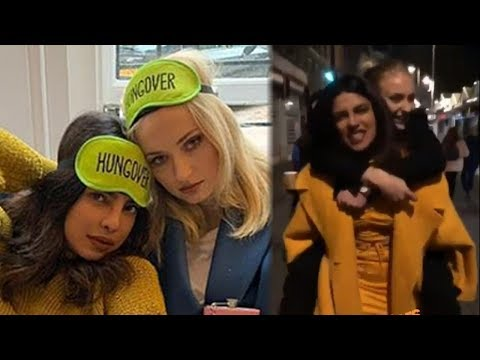 Priyanka Chopra & Sophie Turner TROLL Jonas Brothers With Hilarious Name Mp3