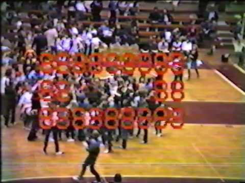1985 Du Quoin High School Basketball HIGHLIGHTS
