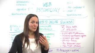 Web Psychology - Nathalie Nahai - Whiteboard Friday
