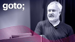 GOTO 2018 • Unconditional Code • Michael Feathers