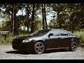 Murdered out Chevy Malibu - Car feature