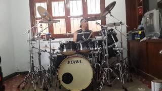 "Kiss: - Cadillac Dreams - ""Drum Cover"""