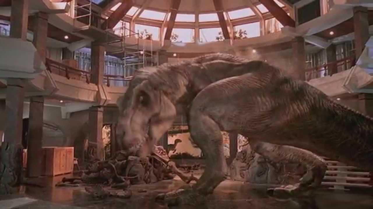 Elicottero Jurassic Park : Ecr jurassic park movies youtube
