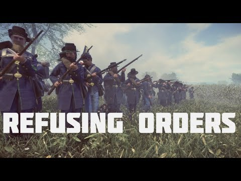 "War of Rights - ""Refusing Orders"""