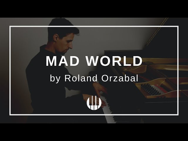 Mad World by Roland Orzabal arr. (Zoe Bolton)