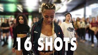 Stefflon Don | 16 Shots | Street Dance| Choreography Sabrina Lonis