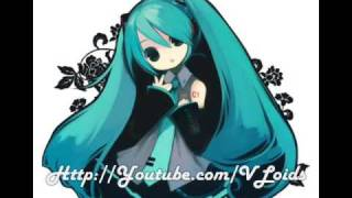 [MP3 Download] Hatsune Miku - Canary