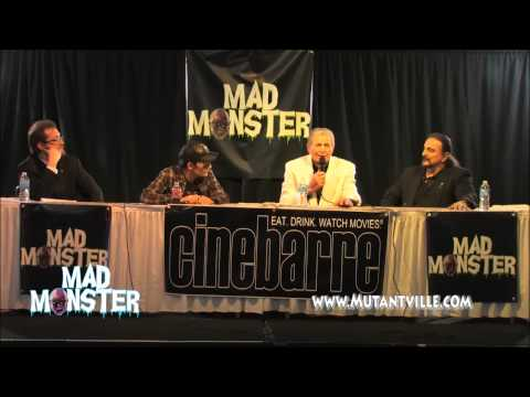 Friday the 13th The Final Chapter 30th Anniversary Panel Mad Monster Party 2014