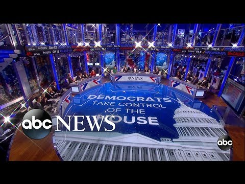 Democrats take control of the House