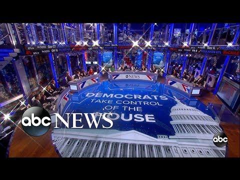 Democrats take control