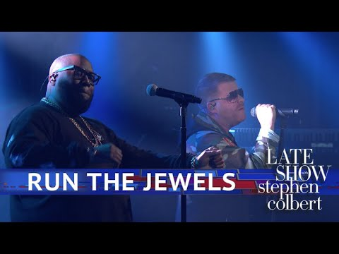Run The Jewels Perform 'Thursday In The Danger Room'