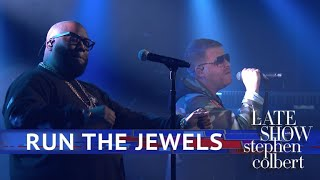 Run The Jewels Perform