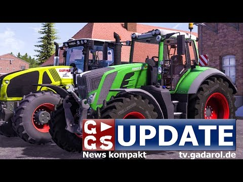 LS19 News, Cattle & Crops, FENDT, Farmers Dynasty, Foundation, WoW Classic & mehr! | G►GS UPDATE #1