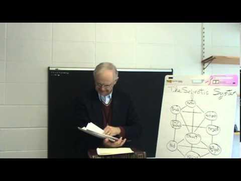 HUC-JIR - Theology 401 with Dr. Barry Kogan - Part 2 of 3