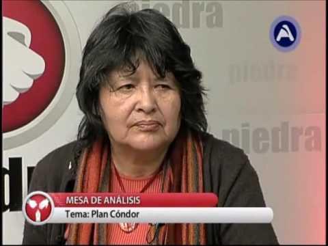 Los periodistas Ruth Llanos, y Carlos Soria Galvarro hablan sobre el Plan Cóndor