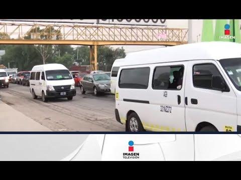 Violan a otra niña en transporte público del Estado de México | Noticias con Ciro Gómez Leyva