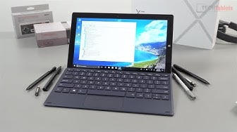 Teclast X4 Unboxing & Hands-On Review