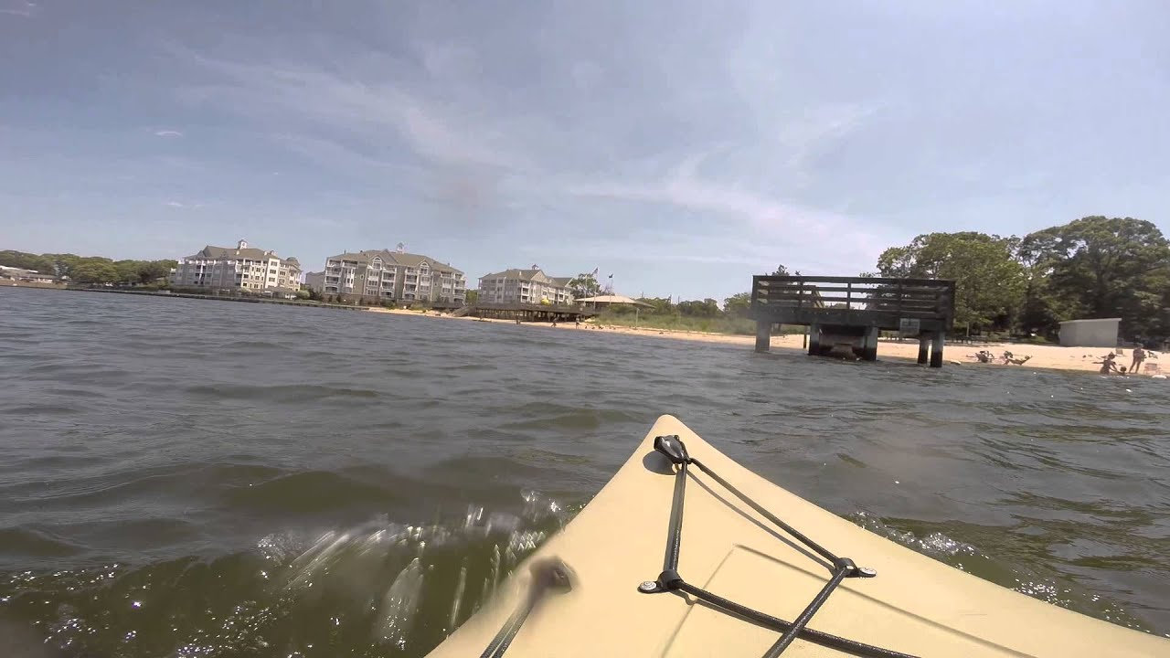 Kayak Manasquan River Ocean County Nj Riverfront Park Point