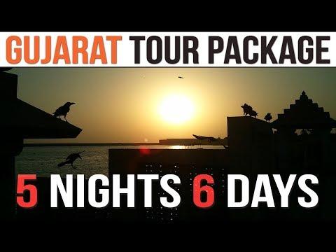 Gujarat Tour Plan | 5 Nights and 6 Days Tour Package of Gujarat