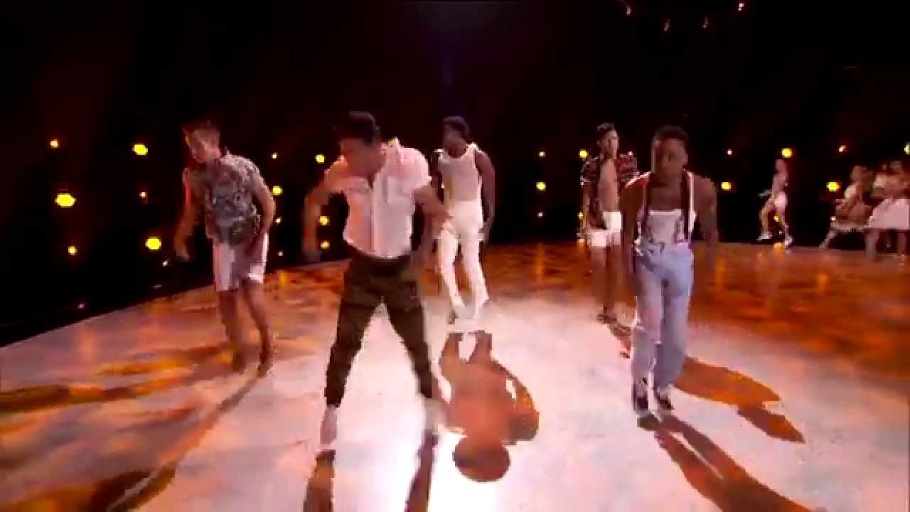 So You Think You Can Dance Group Performance 75