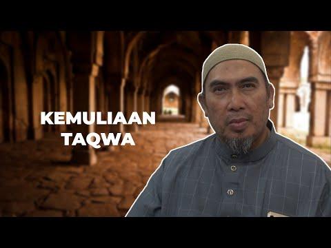 Kemuliaan Taqwa (Ustaz Amaluddin)