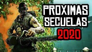 10 Próximas Secuelas de Videojuegos para el 2020