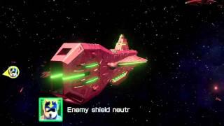 Star Fox Zero playthrough pt17 - Sector B Starwolf Dogfight! Unlocking Fortuna