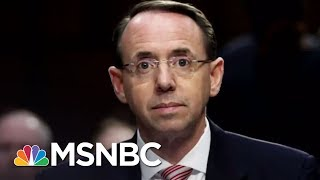 Donald Trump Lashing Out Is 'The Cancer On The Presidency' | The Last Word | MSNBC