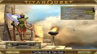 Tutorial como jugar Titan Quest Online [hamachi]