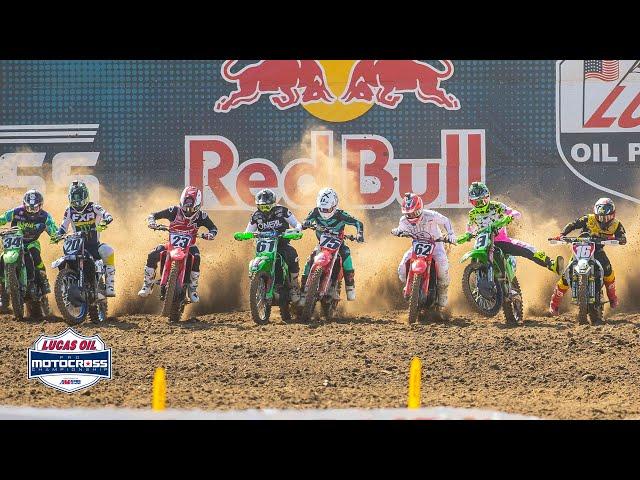 2020 Best of Pro Motocross Season Recap