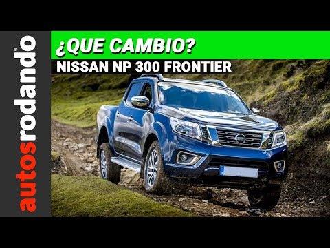 Nissan Np300 Frontier 2020 Nissan Navara 2020 Youtube
