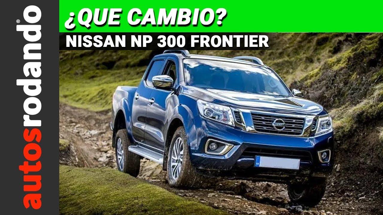 nissan np300 frontier 2020 (nissan navara 2020) - youtube