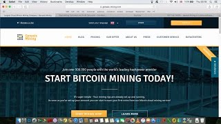 THE TRUTH - Genesis Mining is it really profitable Dash, Bitcoin...