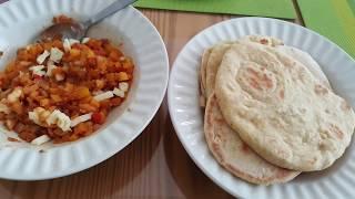 雞豆粉煎餅 - Chick Pea Pita