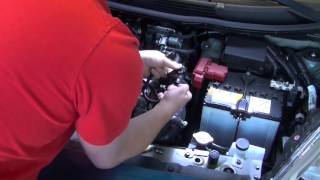 Chiptuning Einbauvideo: Nissan Micra 1.2l DIG-S  98PS