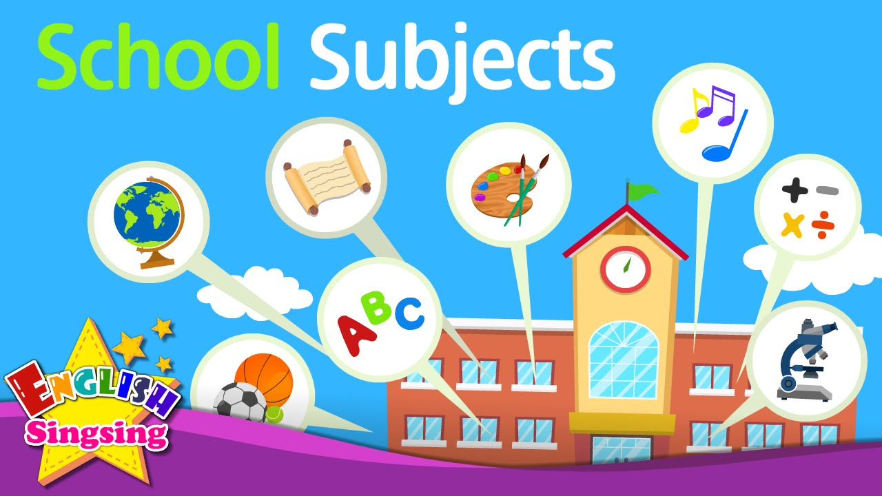 Online Learning Subjects Activities For Kids
