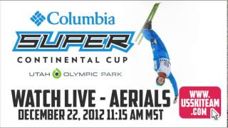 Super Continental Cup LIVE Saturday 12/22
