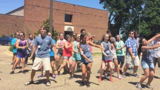 wednesday night s video icc high school band camp 2016