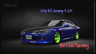 Gran Turismo 6 Drift Setup Nissan Silvia S15 spec R aero 02