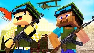 КУПИК НАШЕЛ ВОЕННУЮ БАЗУ РОССИИ В МАЙНКРАФТЕ — Minecraft ПОСТРОЙКА