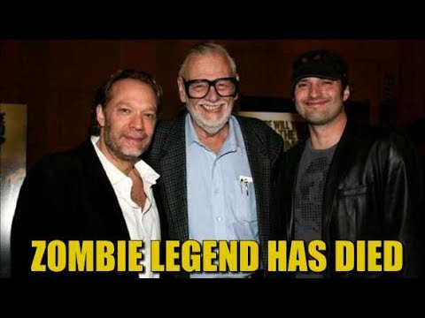 George A Romero The Zombie Filmmaking Legend Has Died At 77 Years Old