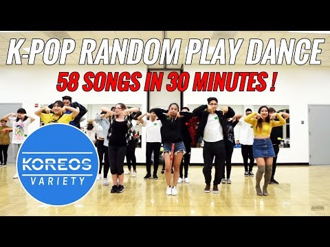 [Koreos Variety] Season 2 EP1 - Random Dance: Golden Koreos Fall Auditions