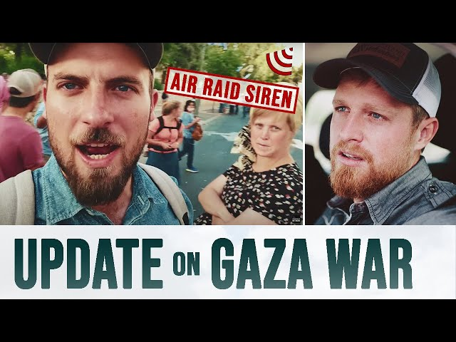 Israel & the War With Gaza (full update on the current situation)