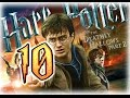 Harry Potter and the Deathly Hallows Part 2 Walkthrough Part 10 PS3, X360, Wii, PC Boss Voldemort