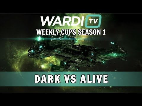 Dark vs aLive - ZvT - WardiTV Weekly S1 Finals Qualifier