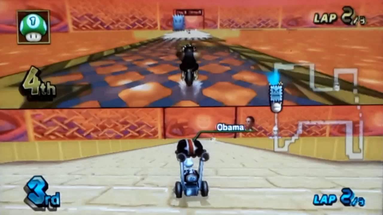 Zom Pee In Germany Mario Kart Wii Worldwides 1v1s