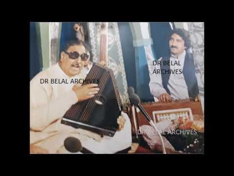 Ustad Sarahang - Mahfil Mosabiqai Zihni RTA