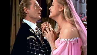 The Court Jester (1955) - A hypnotized Danny Kaye romances Angela Lansbury